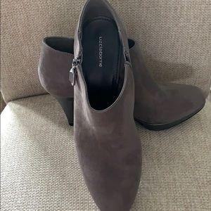 NWOT Liz Claiborne LC Eagan Boot Heels